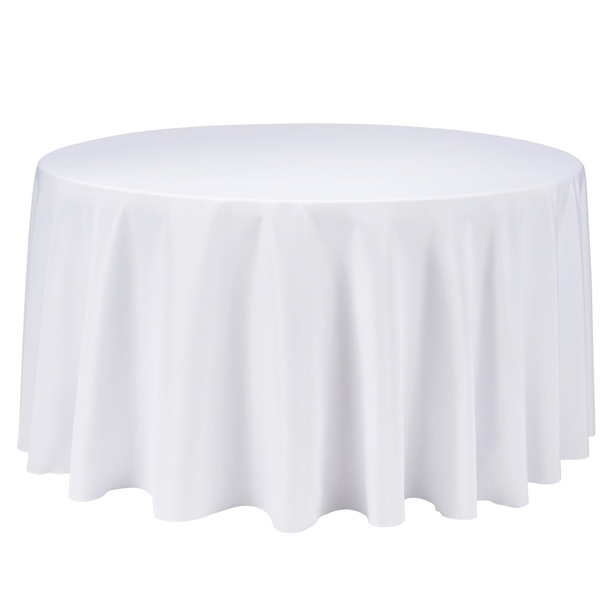 Superieur Round Table Covers White